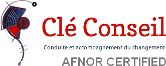 Clé Conseil: Operation and supporting change - AFNOR Certified